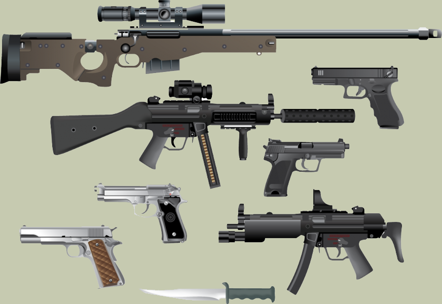 vector-firearms-and-weapons-screenshots-4